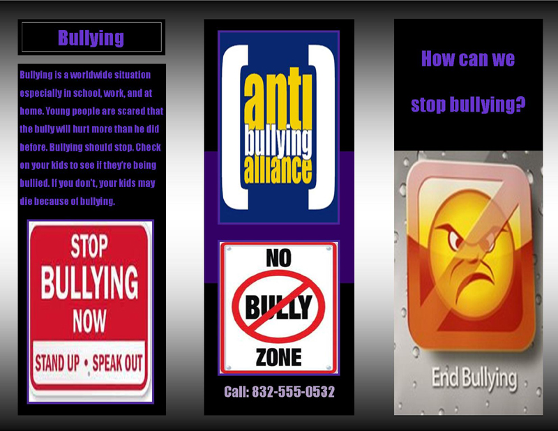 bullying and worldwide issue Bullying has everyone worried, not just the people on its receiving end learn about dealing with bullies, including tips on how to stand up for yourself or a friend.